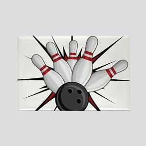 Bowling Strike Magnets