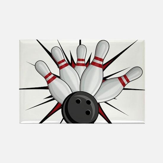 Bowling Strike Magnets