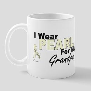 I Wear Pearl 3 (Grandpa LC) Mug