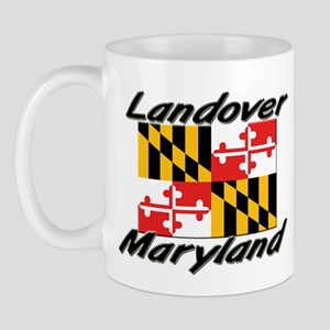 Landover Maryland Mug
