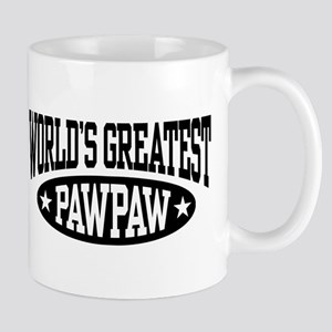 World's Greatest PawPaw Mug