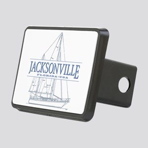 Jacksonville Florida Rectangular Hitch Cover