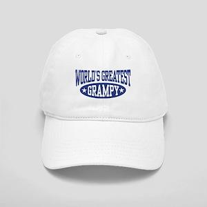 World's Greatest Grampy Cap