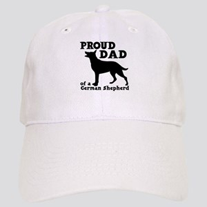 GERMAN SHEPHERD DAD Cap