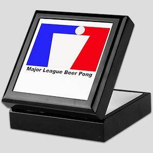 Beer pong Keepsake Box