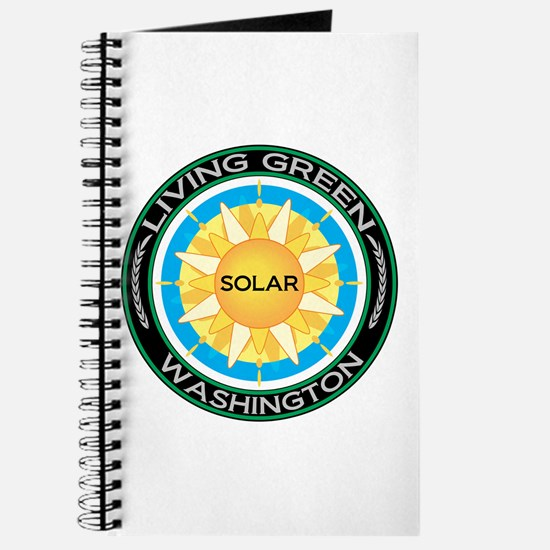 Living Green Washington Solar Energy Journal