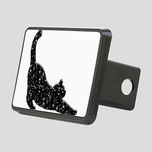 Constellation Cat Rectangular Hitch Cover