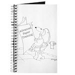 Dog Cartoon 9264 Journal