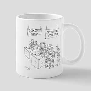Apocalypse Cartoon 9306 Mug
