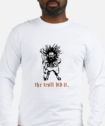 Troll Long Sleeve T-Shirt
