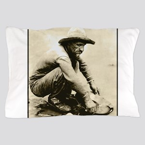 Old Miner Pillow Case