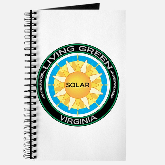 Living Green Virginia Solar Energy Journal