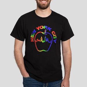 New York City 2 - Dark T-Shirt