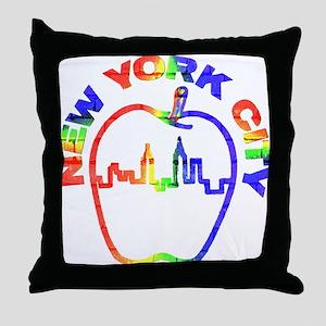 New York City 2 - Throw Pillow