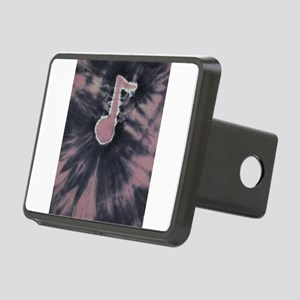 Heavy Metal Music Note Hitch Cover