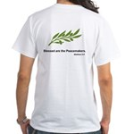 Blessed Are The Peacemakers (m) T-Shirt