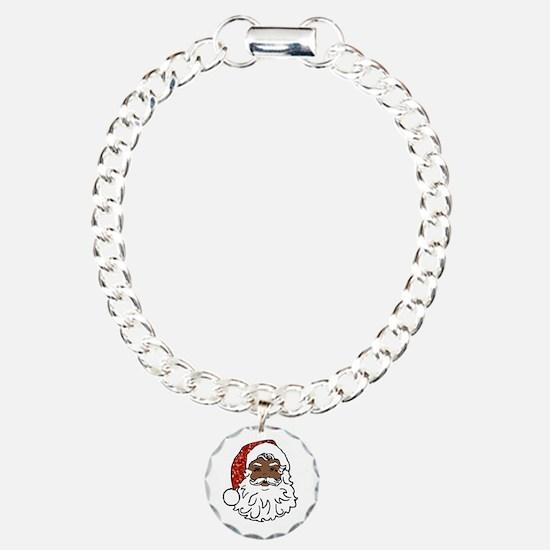 black santa claus Bracelet