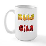 Bule Gila Large Mug