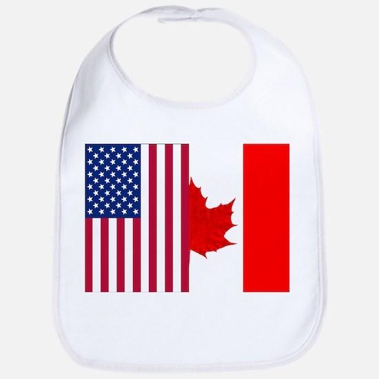 USA - Canada Bib