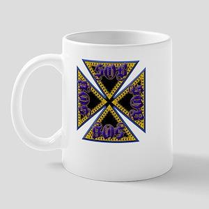 Maltese Cross Mug