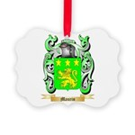 Maurin Picture Ornament