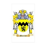 Mauricet Sticker (Rectangle 50 pk)