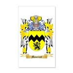 Mauricet 35x21 Wall Decal