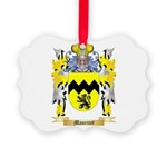 Mauricet Picture Ornament