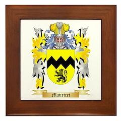 Mauricet Framed Tile