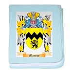 Maurice baby blanket