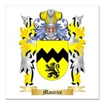 Maurice Square Car Magnet 3