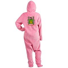 Mauret Footed Pajamas