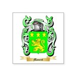 Mauret Square Sticker 3