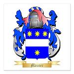 Maurer Square Car Magnet 3