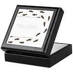 SAR Tracker Keepsake Box