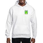 Maure Hooded Sweatshirt