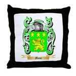 Maur Throw Pillow