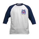 Maunier Kids Baseball Jersey