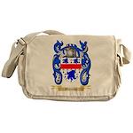 Maunier Messenger Bag