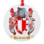 Maull Round Ornament