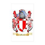 Maull Sticker (Rectangle 50 pk)