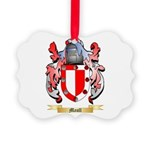 Maull Picture Ornament