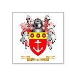 Maugerson Square Sticker 3