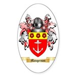 Maugerson Sticker (Oval)