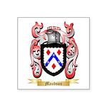 Maudson Square Sticker 3