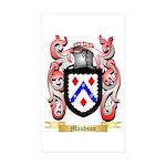 Maudson Sticker (Rectangle 50 pk)