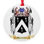 Maudsley Round Ornament