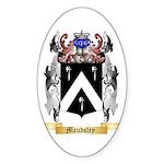 Maudsley Sticker (Oval 10 pk)