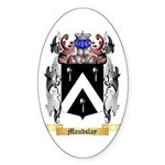 Maudslay Sticker (Oval 50 pk)