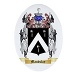 Maudslay Oval Ornament
